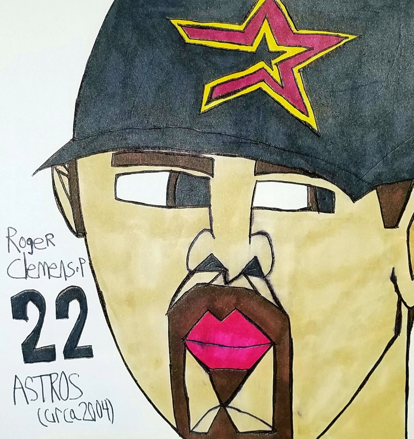 Roger Clemens by armattock